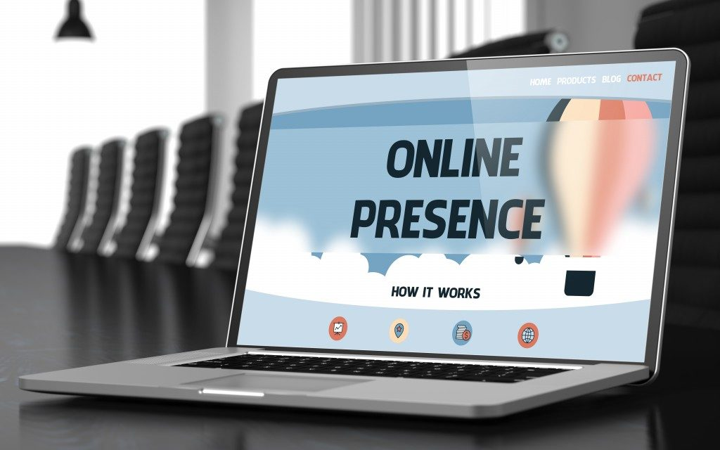 Online presence tutorial deck
