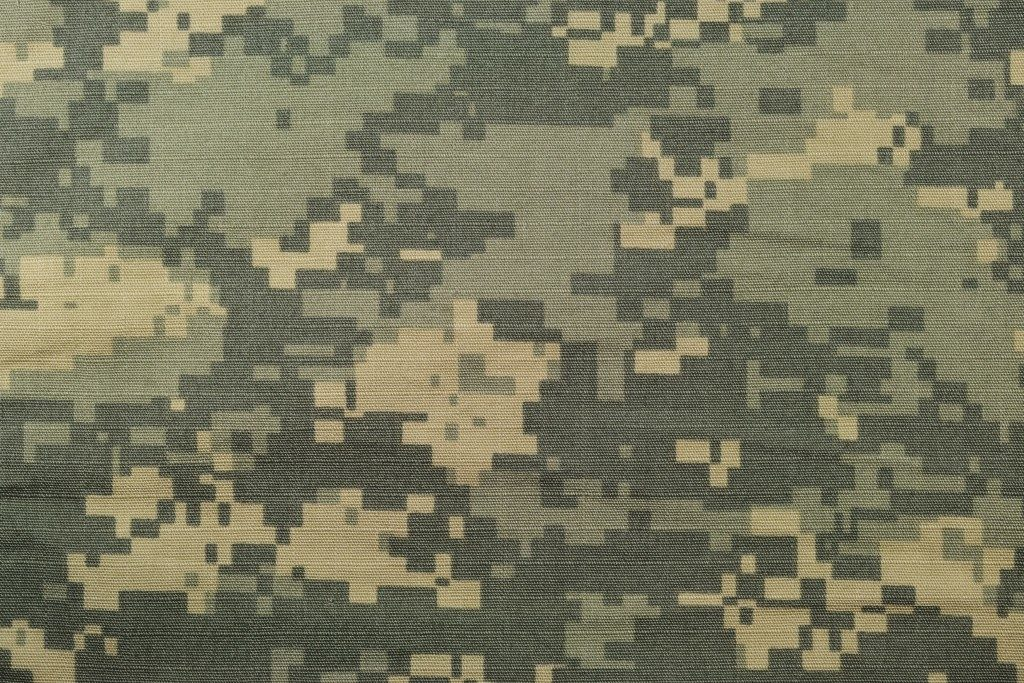 camouflage 3d pattern
