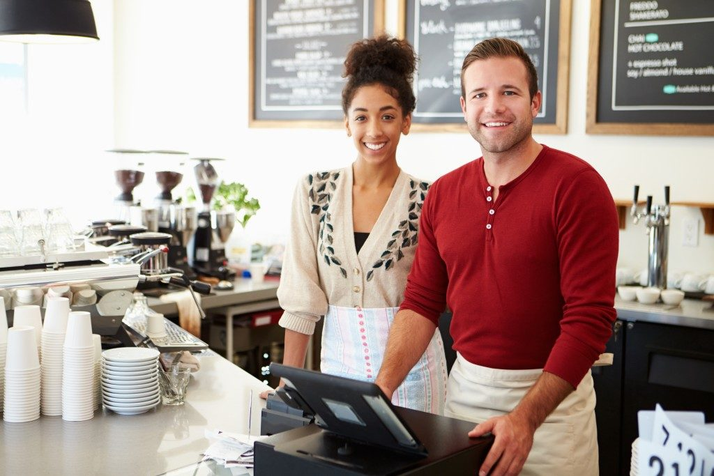 couple small business