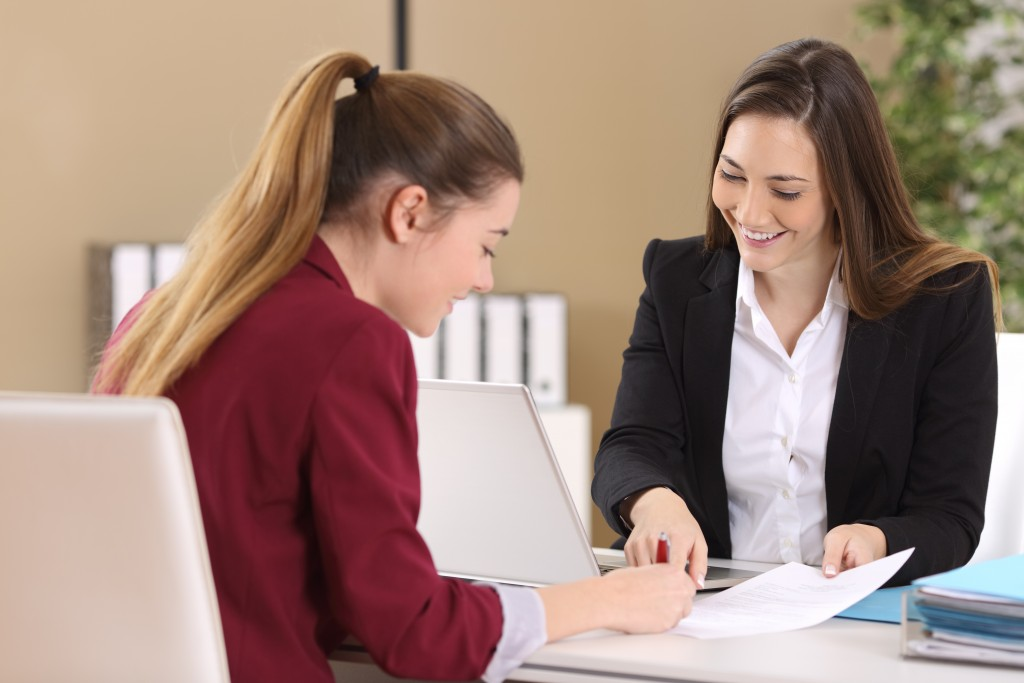 human resource with recruit
