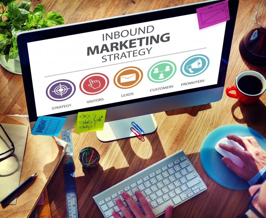 inbound marketing concept
