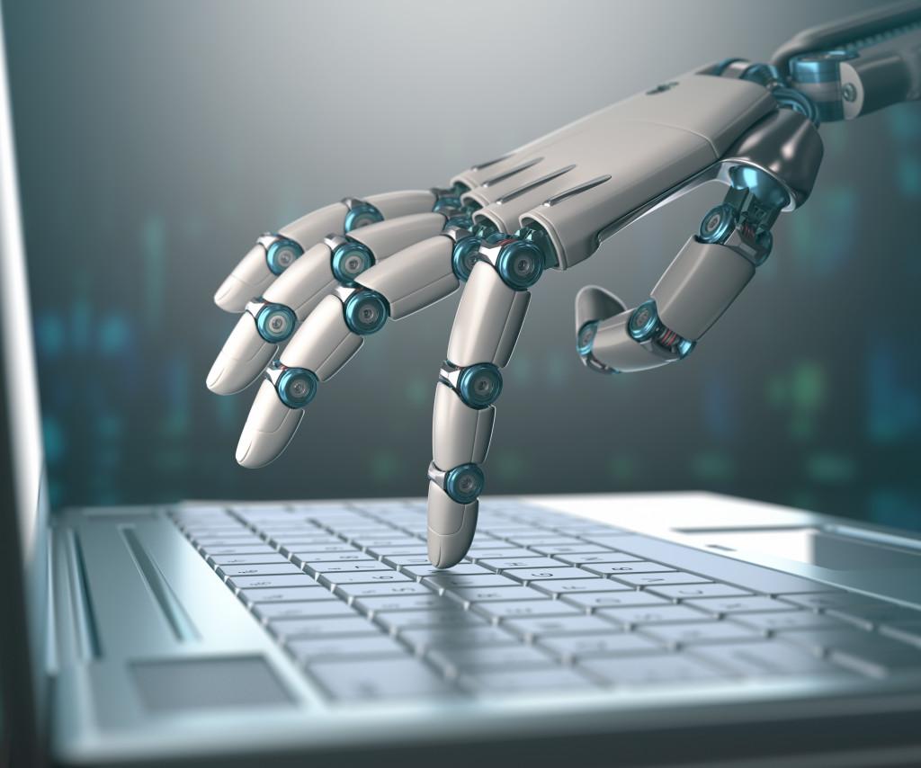 robotics concept