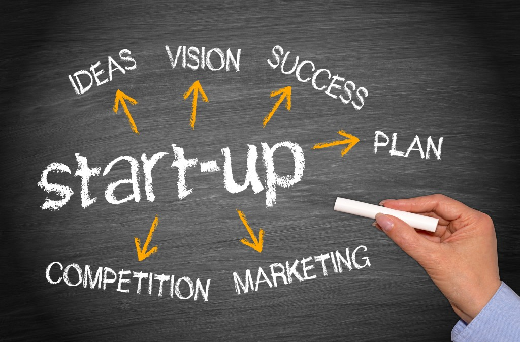 start up company concept