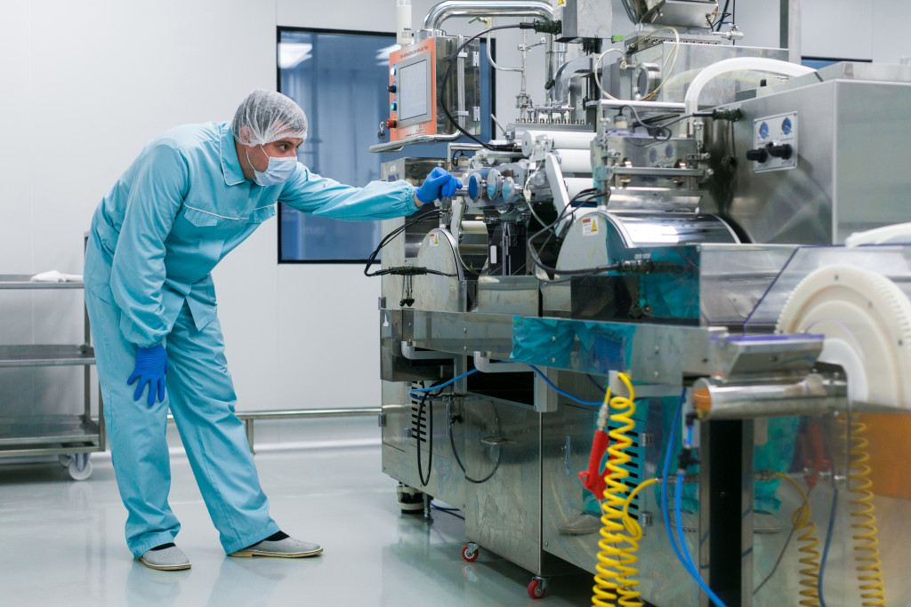 manufacturing medicine